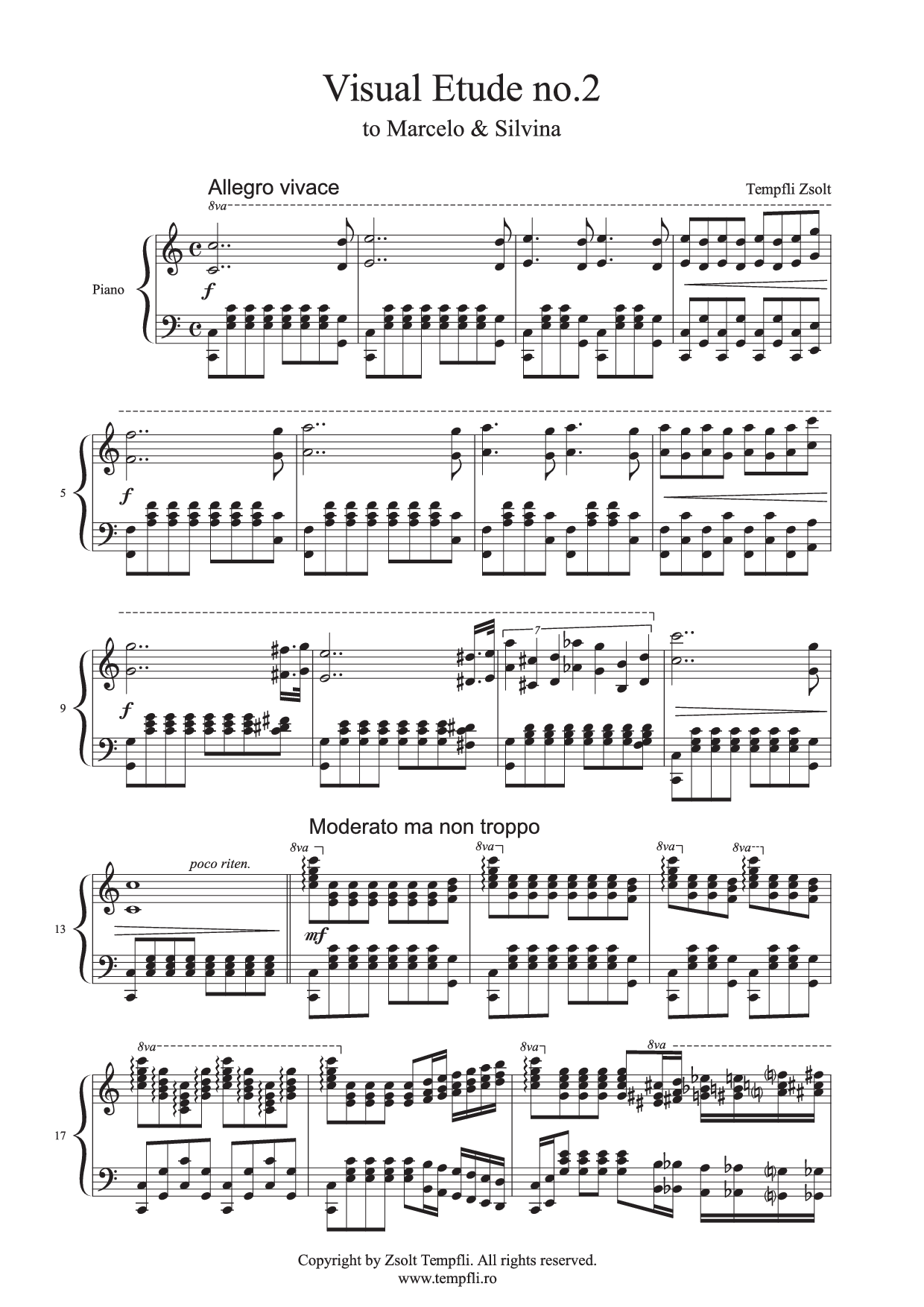 Zsolt Tempfli: Visual Etude no. 2, op. 19 for piano/></p> 					</div><!-- .entry-content -->